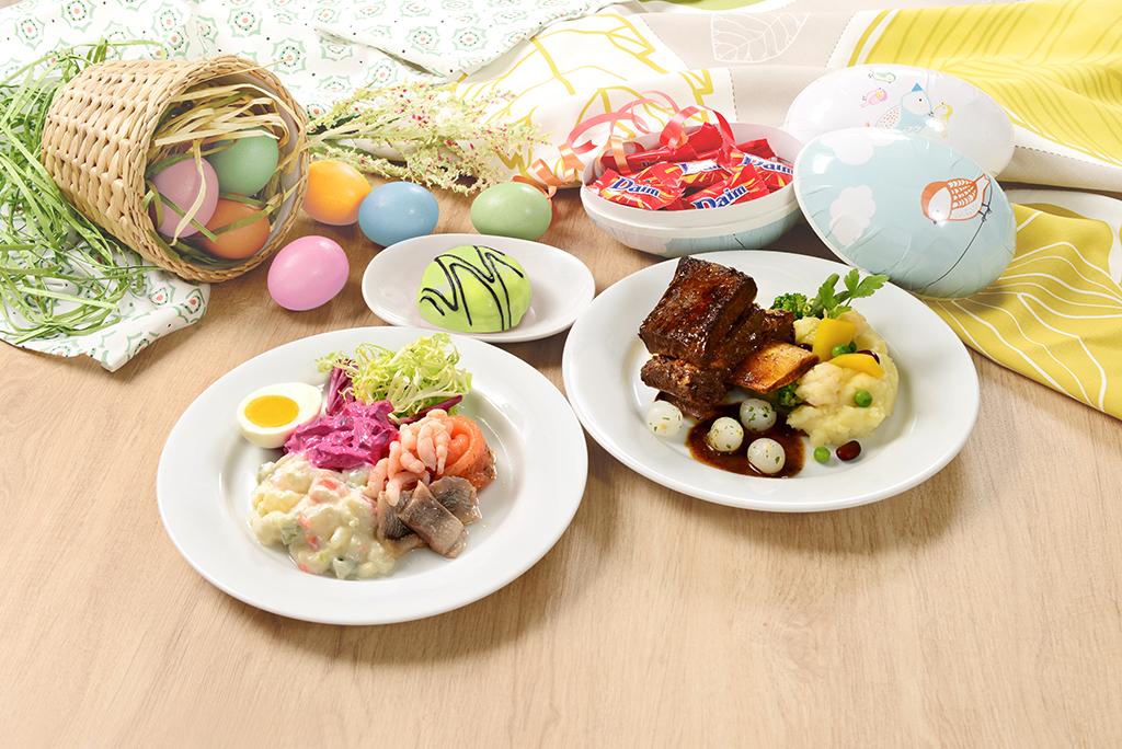 $5有找小食!IKEA復活節限定北歐風美食