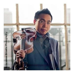 「音樂顯才華」系列:劉子正中提琴演奏會
