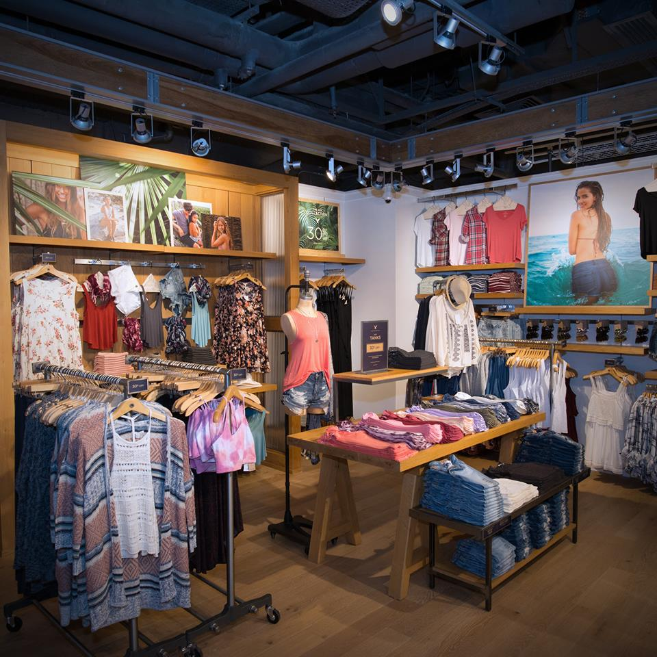 American Eagle Outfitters 全店7折優惠