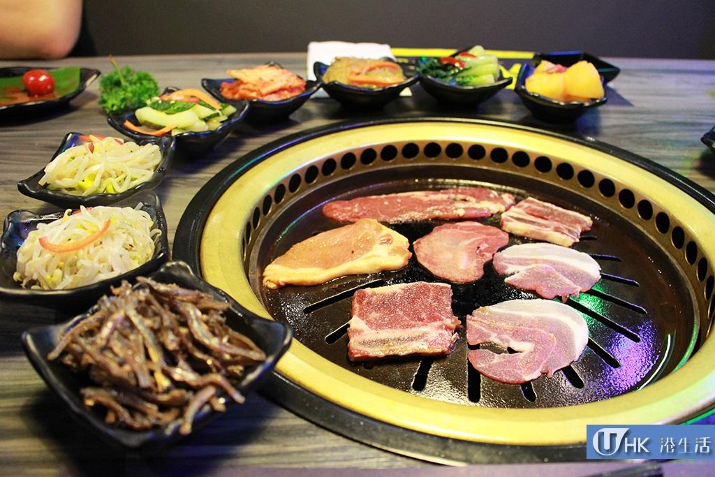 $46自選燒肉!東大門韓國料理人氣韓燒套餐
