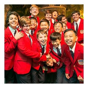 國際綜藝合家歡2016節目:美國男童合唱團