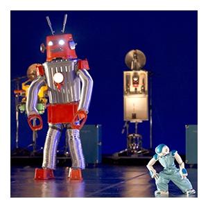 國際綜藝合家歡2016節目:布蘭卡.李舞蹈團 (法國)《舞吧!ROBOT》