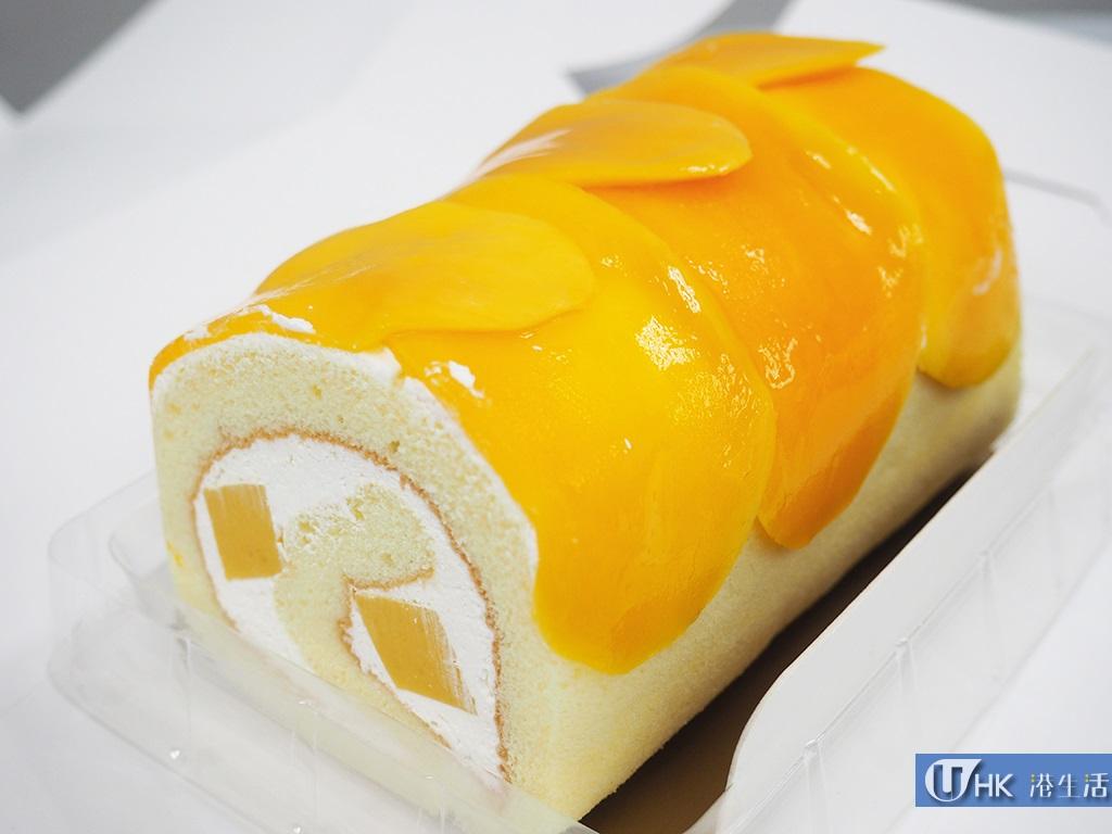 夏天清甜選擇!聖安娜《時令呂宋芒蛋糕系列》