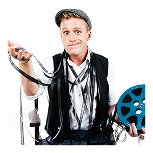 國際綜藝合家歡2016節目:湯姆.費蘭根(澳洲)《甩轆影院揸FIT人》