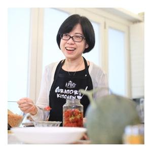 館長廚房:XO醬製作與策展藝術