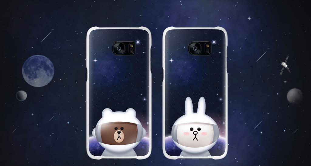香港有售!Samsung × LINE Friends別注版配件