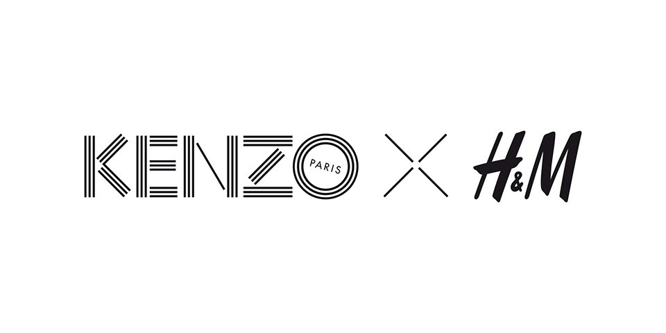 KENZO x H&M 2016聯乘系列預告