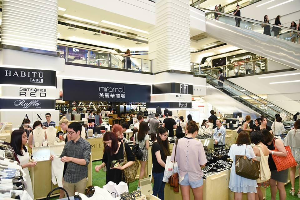 美麗華周末Fashion Mart 集15個新晉設計品牌