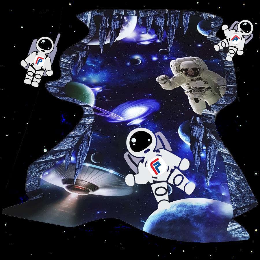 Fairish型遊宇宙市集 聽觀星分享會、玩圖騰刮畫