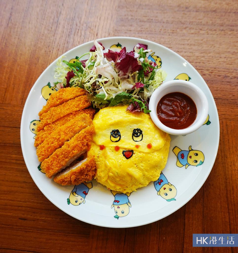 日本人氣吉祥物!船梨精限定美食登場