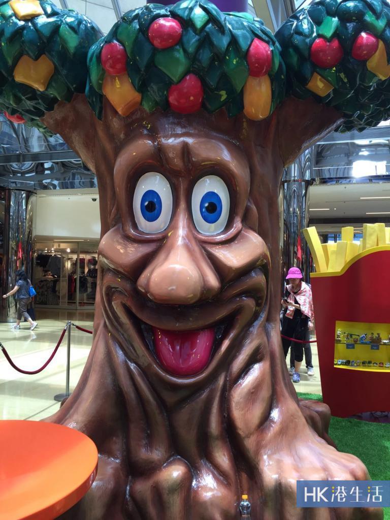 蘋果樹現真身!麥當勞期間限定「玩具樂園」展覽必影位率先睇