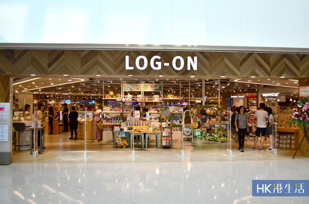 LOG-ON又一城店重開 4大焦點率先睇
