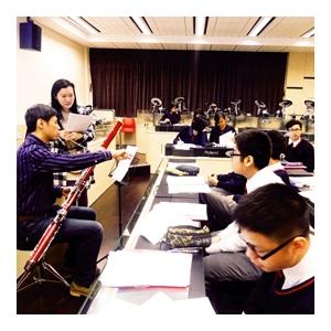 2015/16學校演藝實踐計劃:「管弦新動力」音樂創作培訓計劃-結業音樂會