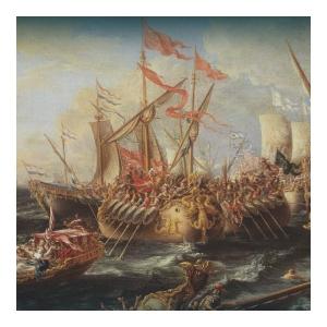 香港賽馬會呈獻系列 海上雄師 — 羅馬海軍與龐貝古城
