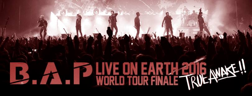 香港同步直播!B.A.P世界巡唱首爾encore場