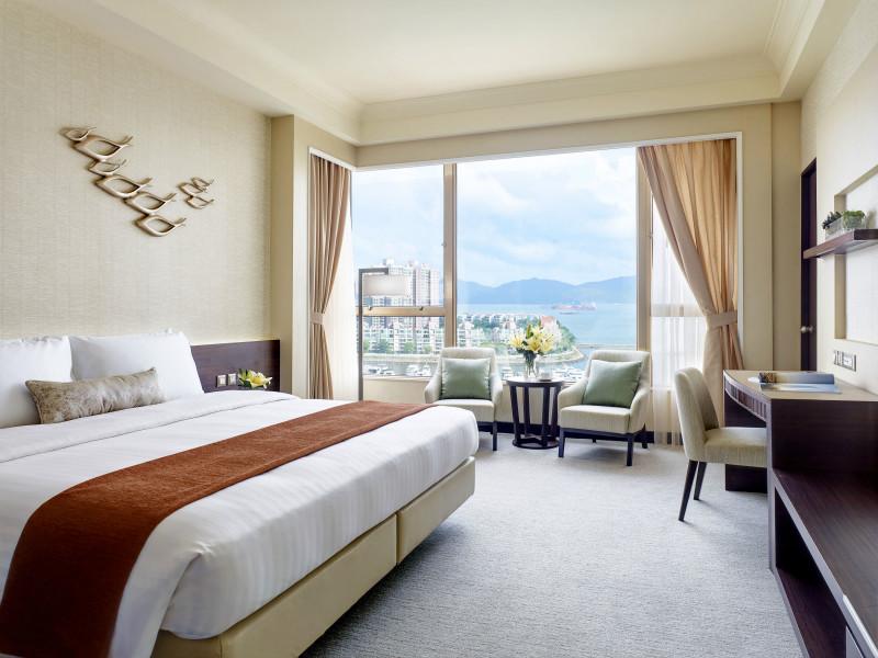 免費升級豪華海景房!黃金海岸酒店住宿優惠