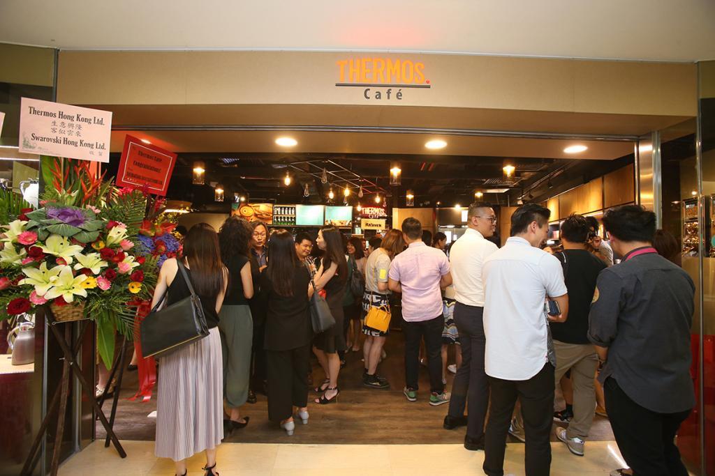 Thermos全力打造  老撾輕食café登陸香港