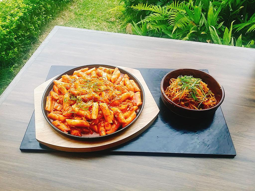 Buffet買一送一!荃灣海景餐廳韓國主題自助餐