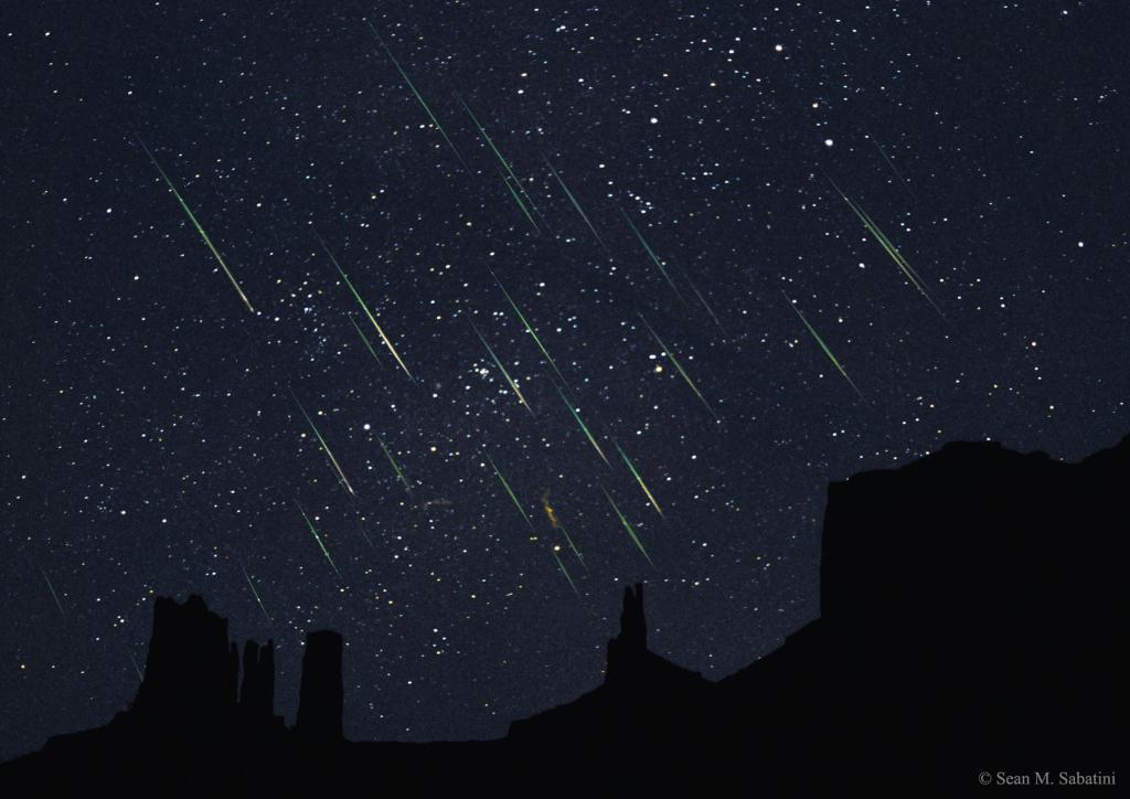 獅子座流星雨11月中上演 觀測條件較差