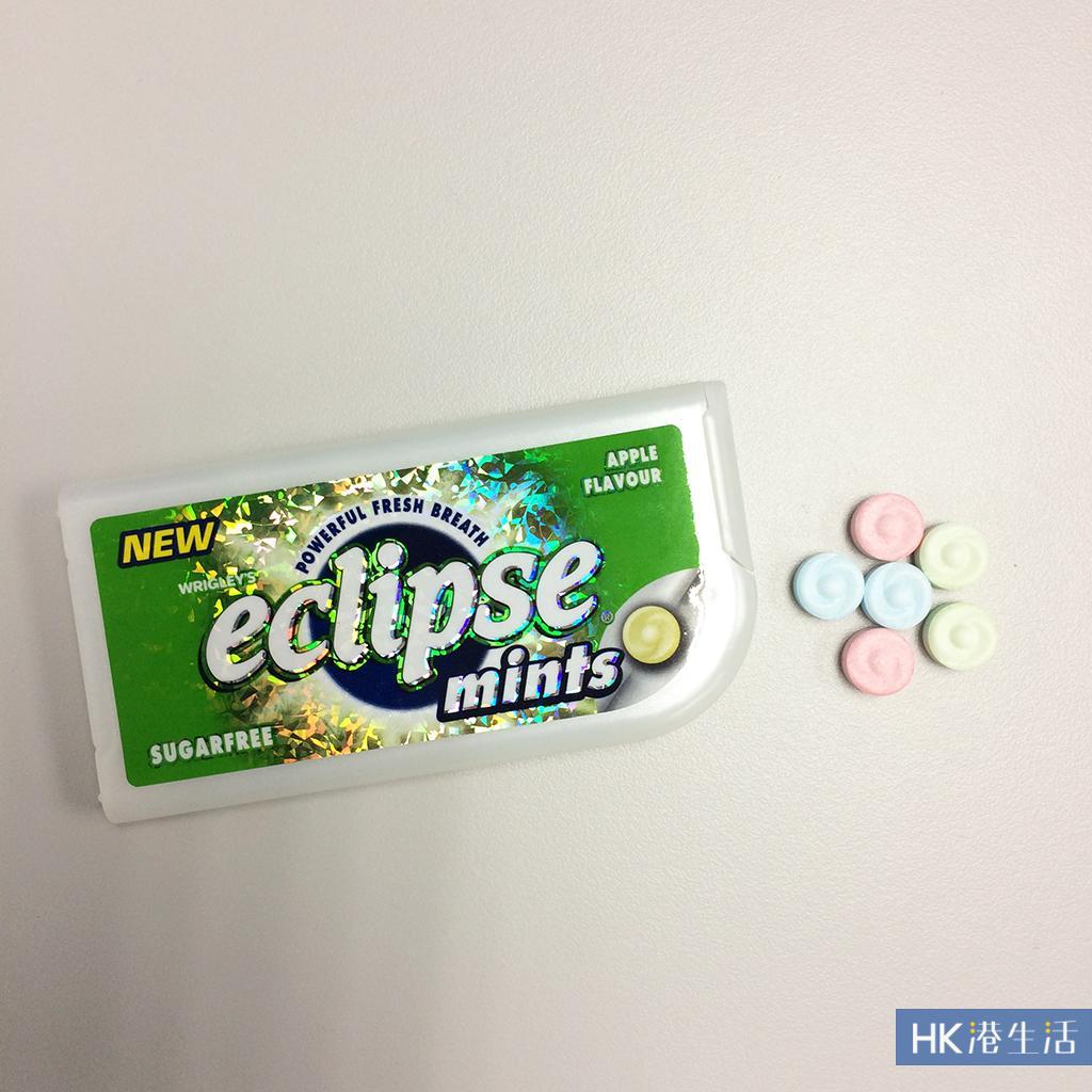 便利店優先發售!Eclipse新出輕便裝薄荷糖