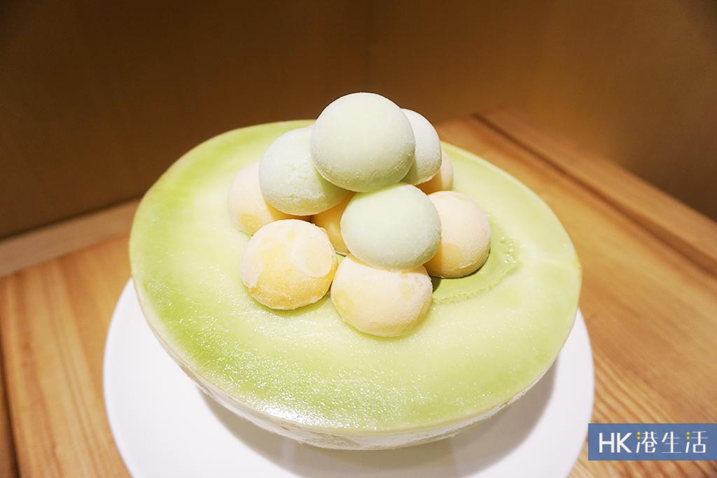 消暑涼浸浸!鮮果Gelato冰菓蜜瓜