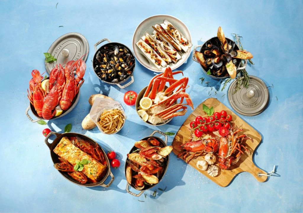 9月限定墨西哥自助餐!烤乳豬、波士頓龍蝦、金槍魚刺身任食