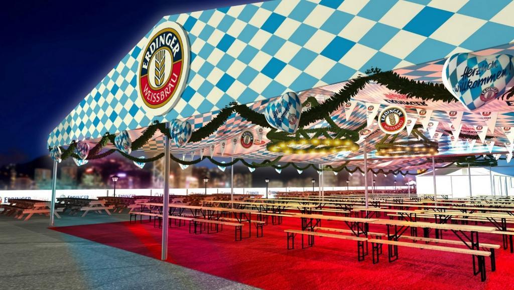 猶如置身德國!香港體驗正宗德國啤酒節