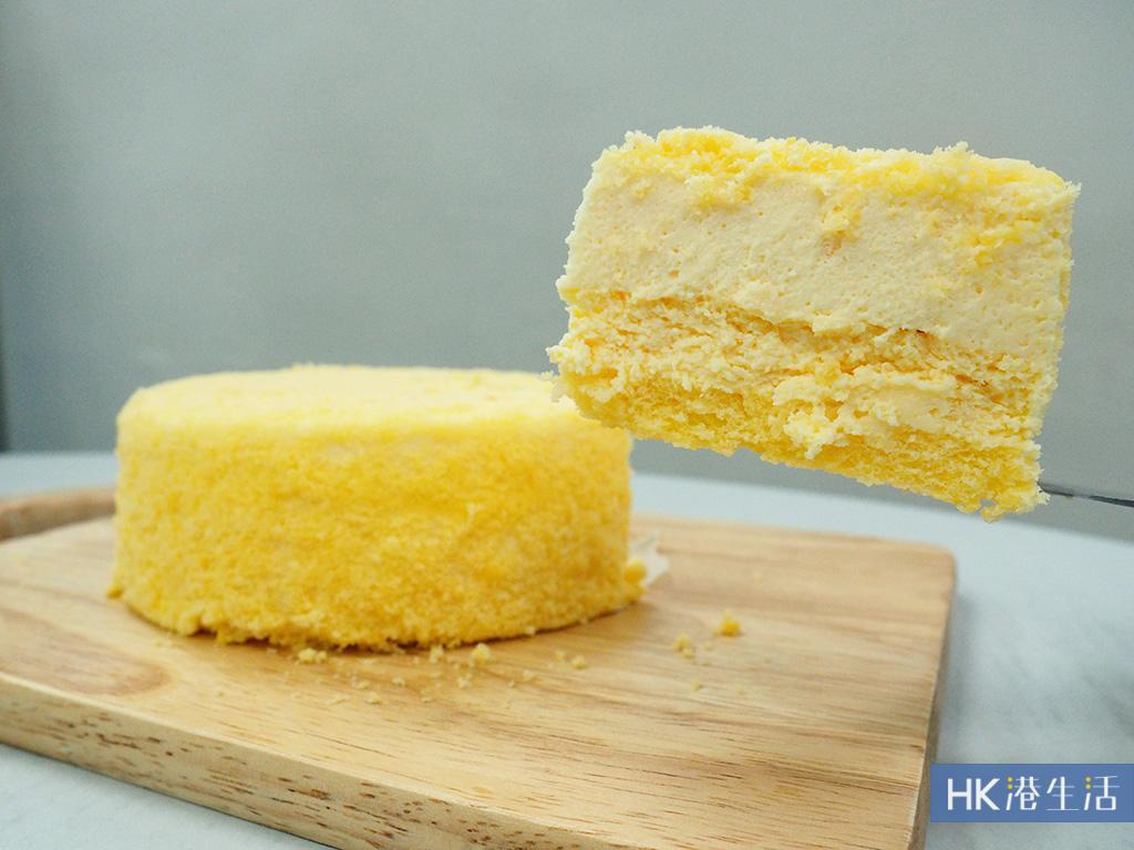 雪糕咁軟滑!本地餅房推出日式雙重芝士蛋糕