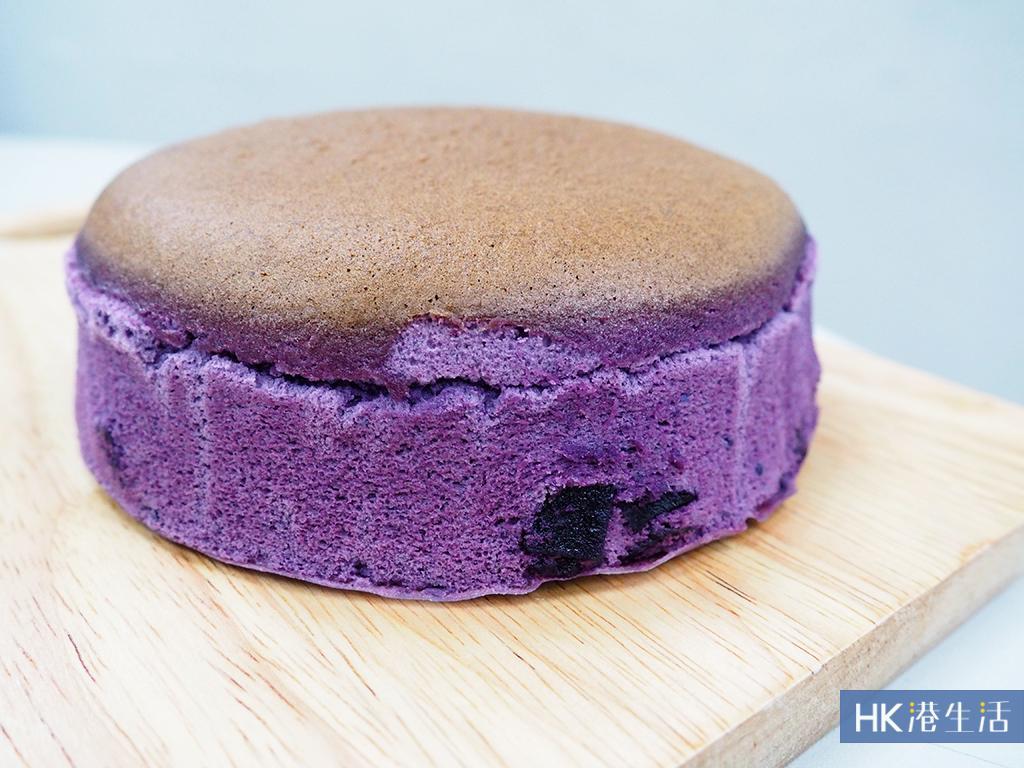親民價紫薯芝士蛋糕!連鎖餅店紫薯系列第2擊