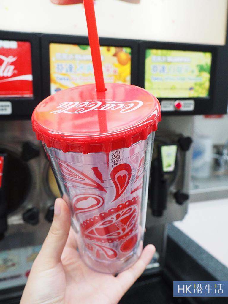非Fans都啱用!便利店限時換購可口可樂造型杯