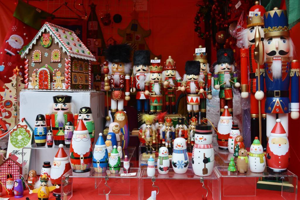 猶如置身歐洲!海利公館聖誕市集2016
