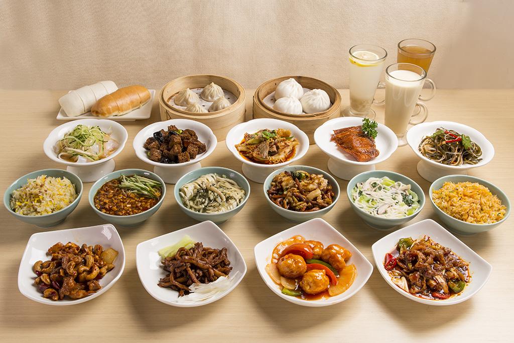 $138起任點任食!旺角限定上海菜放題