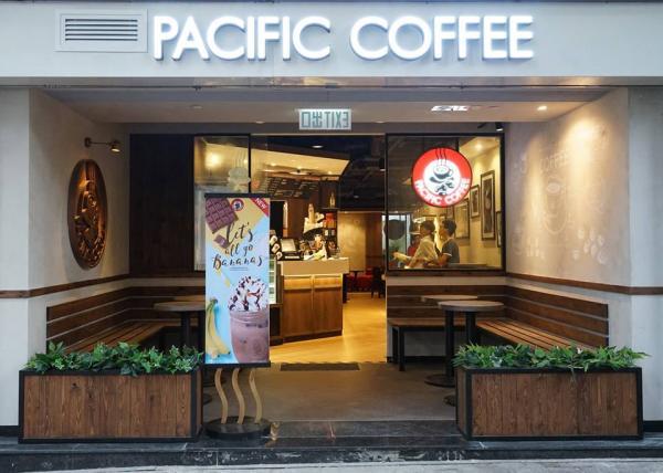出示優惠券即享!Pacific Coffee咖啡買一送一