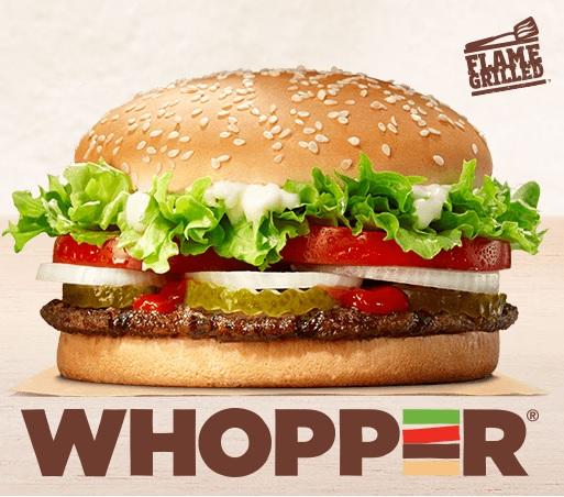 免費食Burger King!一日快閃派漢堡