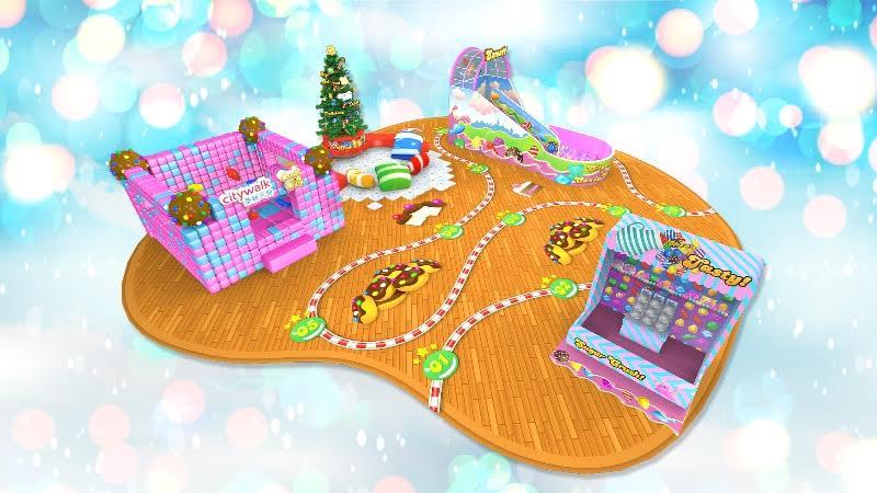 Candy Crush街機!聖誕糖果嘉年華三大必玩推介