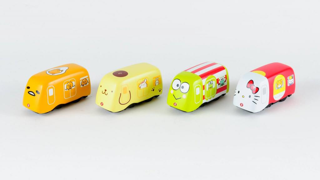 可愛登場!「MTR & Sanrio characters」紀念車票套裝