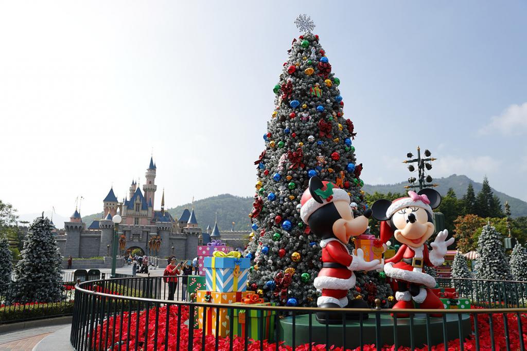迪士尼2016 聖誕節 3大亮點率先睇
