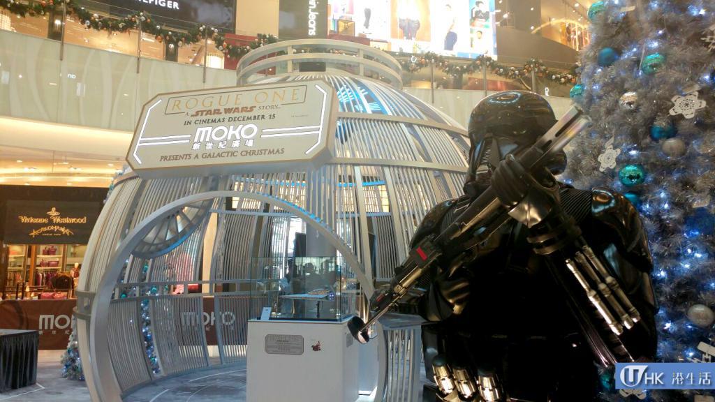 「宇宙最強」兵團進駐MOKO!《星戰外傳》期間限定展覽