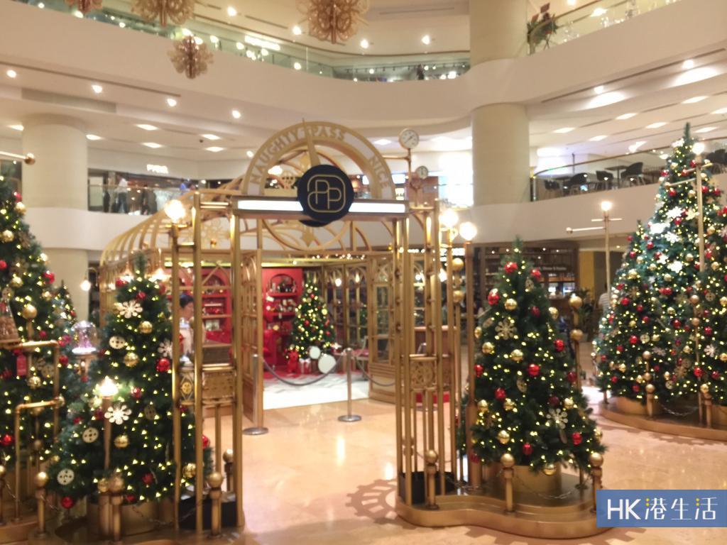 袖珍聖誕老人訪港  陪你用盡5個感官體驗聖誕