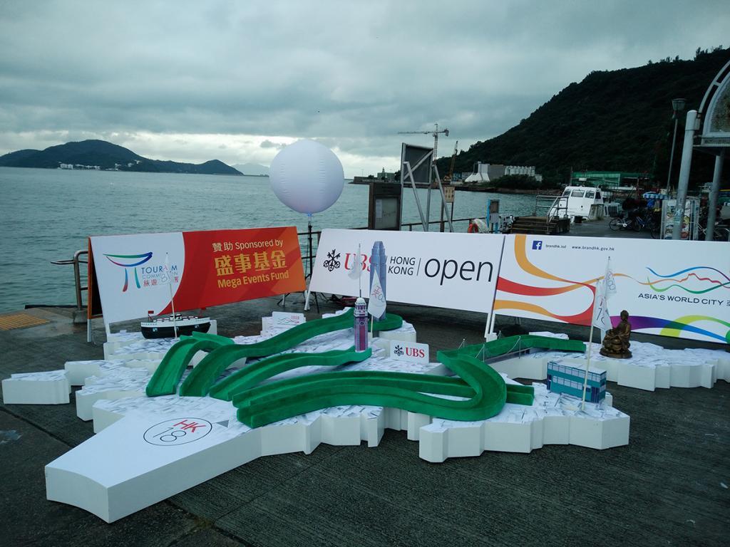 免費打Golf!「香港18」互動高爾夫球體驗活動