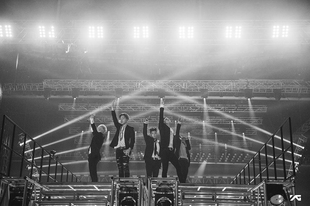 唔駛等到2022年喇! BIGBANG於港首次舉行世界級戶外演唱會