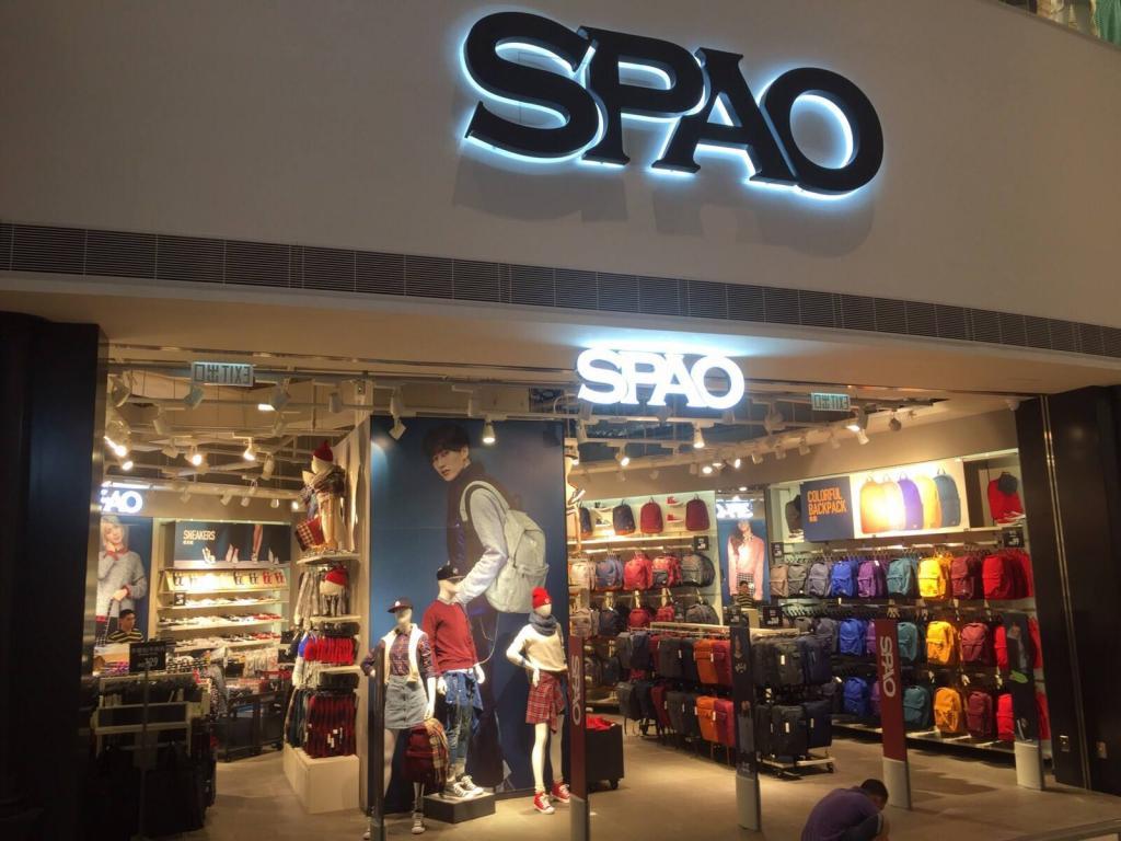 周年購物日限定!SPAO所有貨品66折發售