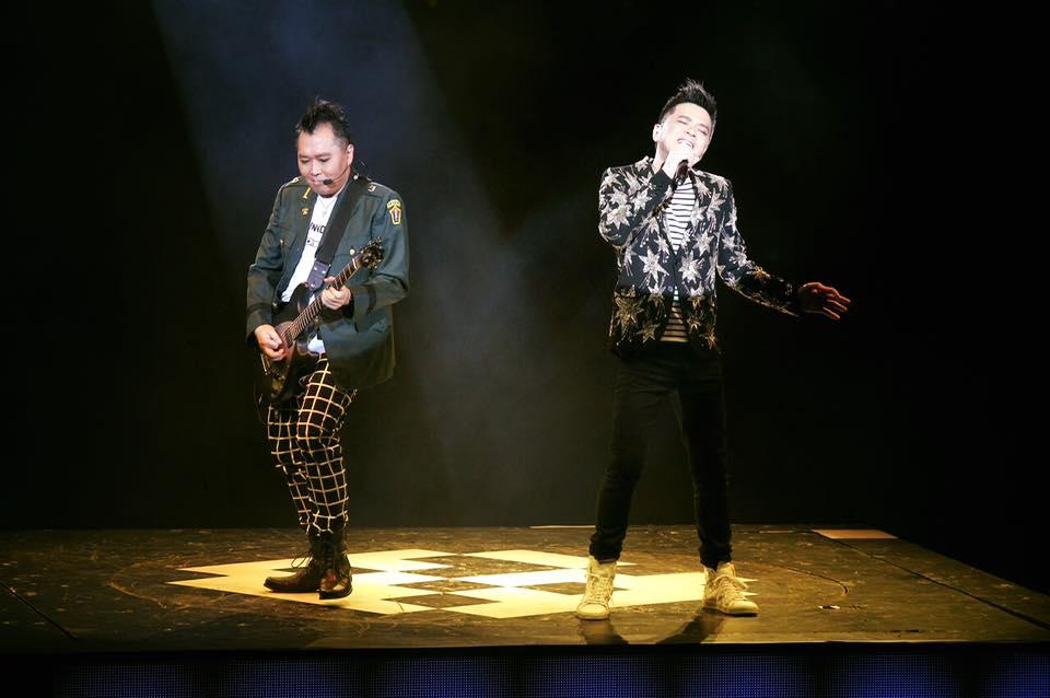 三月份紅館開騷 達明一派入行30周年演唱會