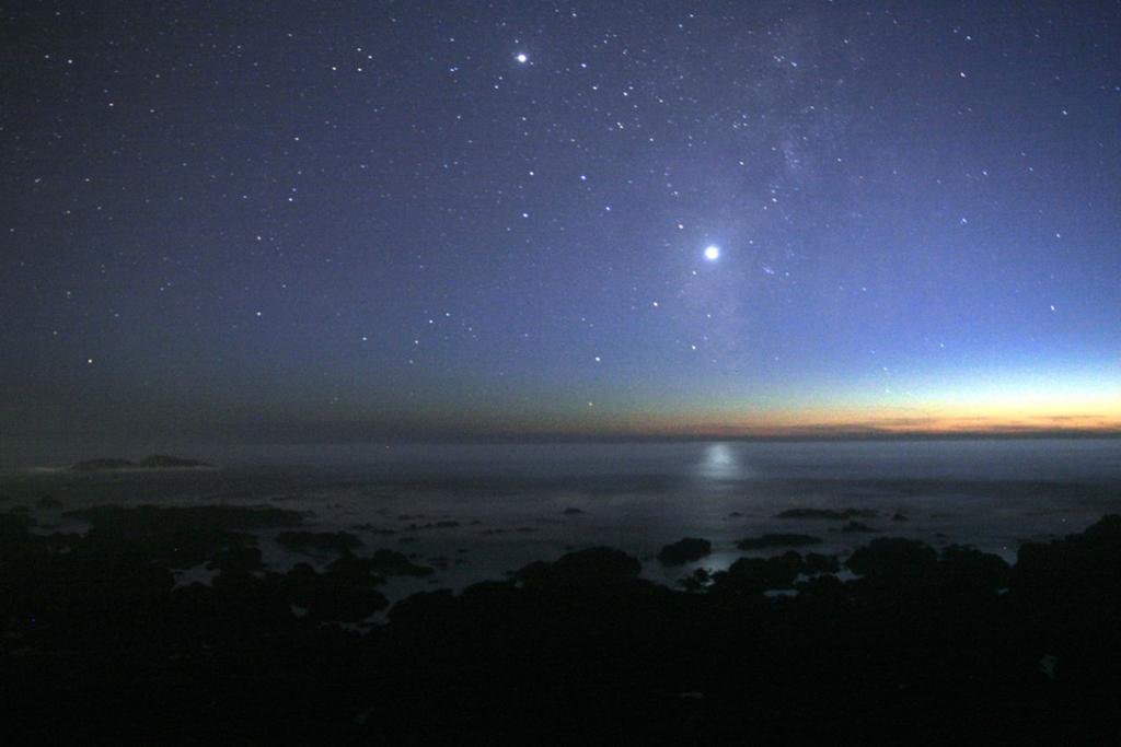 記得抬頭望天!入黑後可觀賞明亮金星