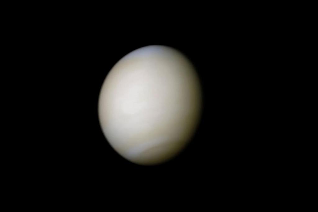 2大天文現象拱照夜空!今晚金星合月緊接火星合月