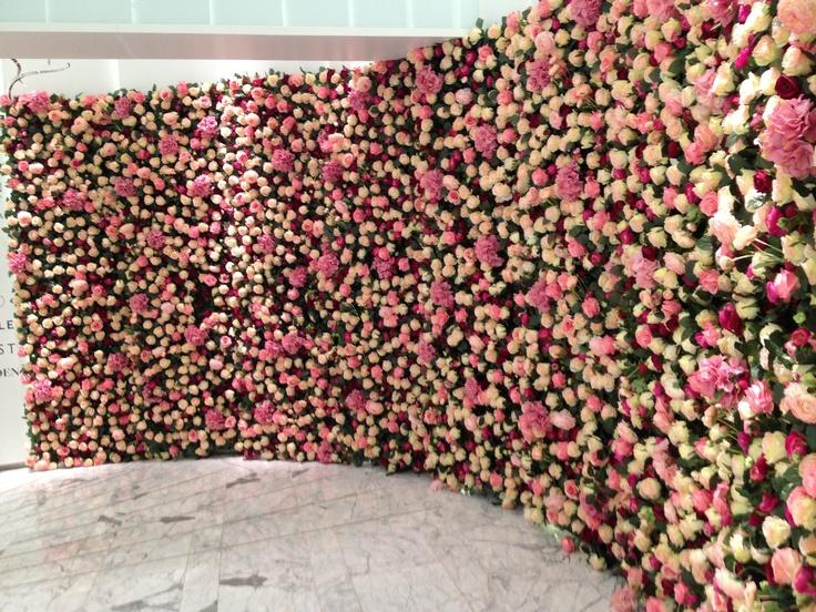 同20呎玫瑰牆影相!D2 Place花系手作攤檔《薔薇蜜語》