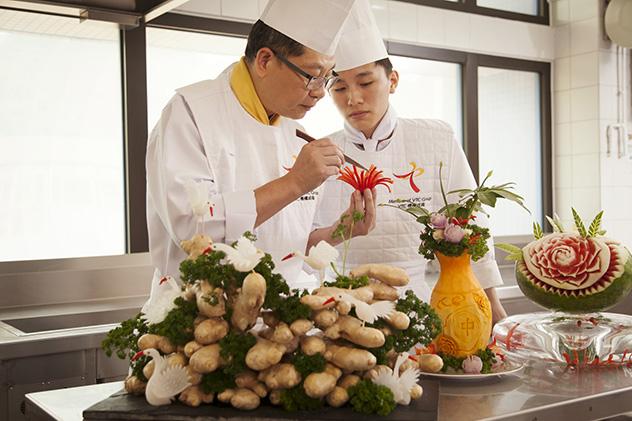 認識「中華廚藝學院」真面貌 Mark實年度開放日