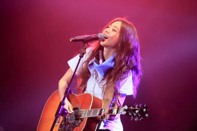 文青女神陳綺貞 4月香港舉行個唱