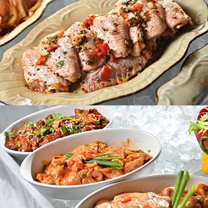 3小時$160有找 易回本韓式燒烤自助晚餐