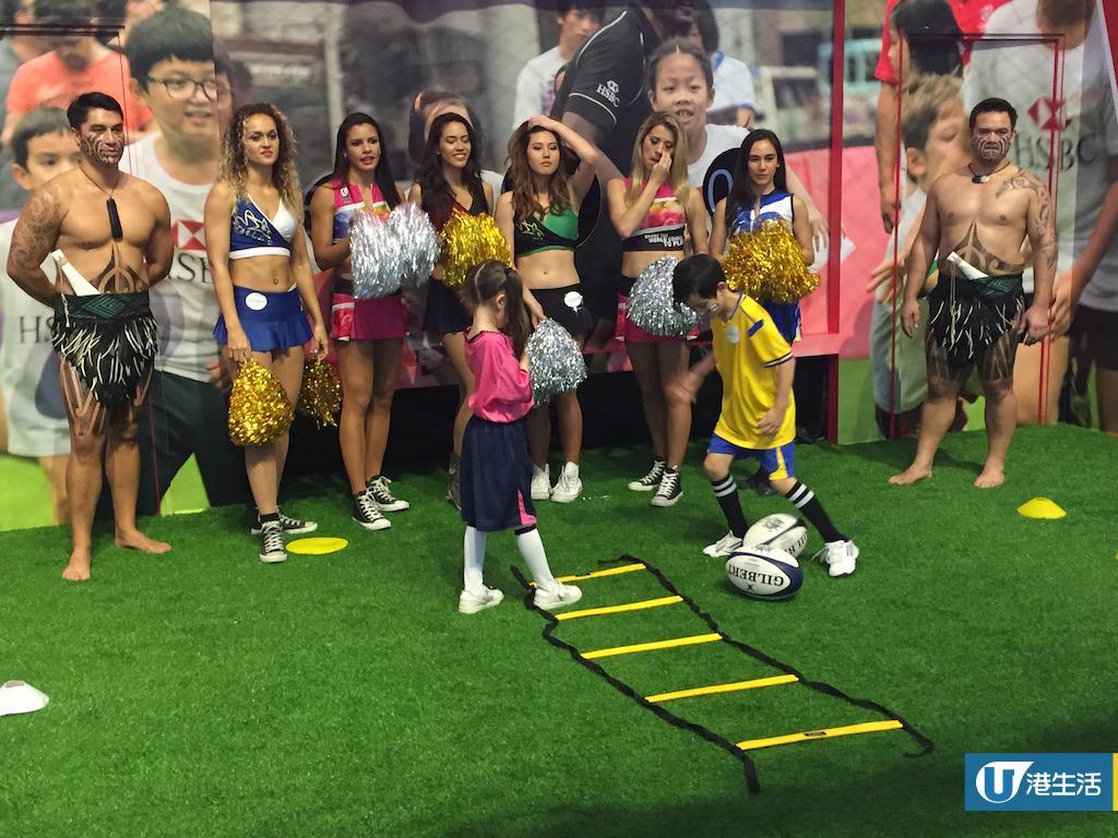 率先睇!香港國際7人欖球賽球迷嘉年華